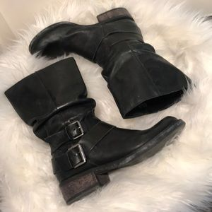 Matisse motorcycle boots Size 9
